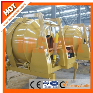 Rapid Growth and Promising Prospect of Concrete Mixer Industry