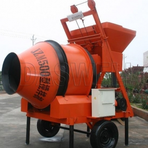 The Development of haomei Concrete Mixer Is Constantly Advancing with Times