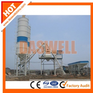 Functions and Installation of Sensor in the Concrete Batching Plant