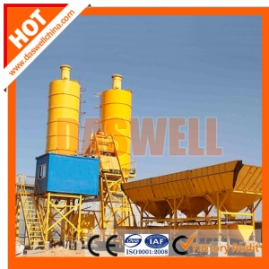 Differences between Full and Half Automatic Concrete Batching Plants