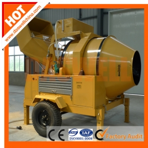 How to Distinguish Concrete Mixers from Working Volume
