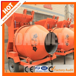 Rack and Mixing System of Compulsory Concrete Mixer